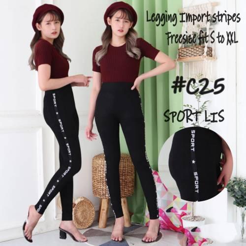 Legging import sport c25