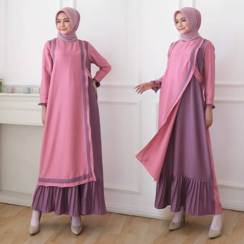 Saresa Maxi Pink