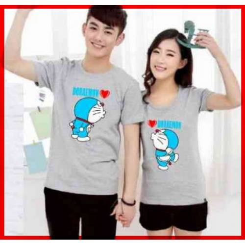 Cp T-Shirt Doraemon Abu