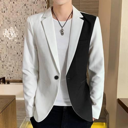 blazer viken white