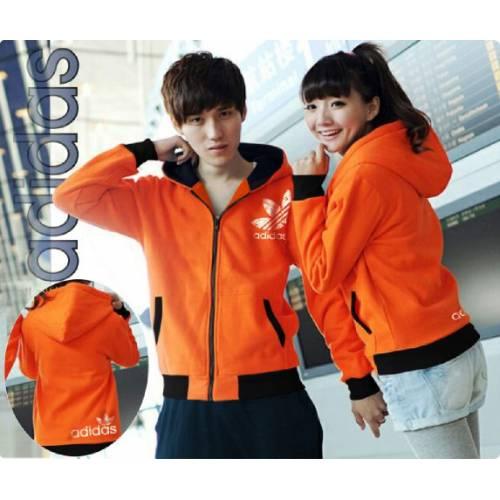 Cp Jkt Adidas Orange
