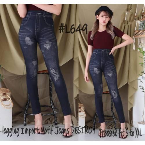 Legging import  649