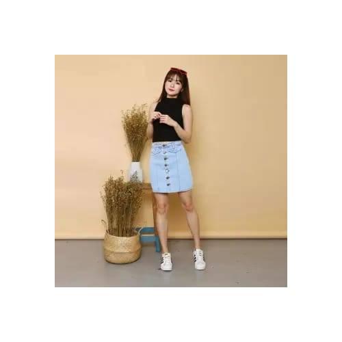 Jeans fela skirt (soft)