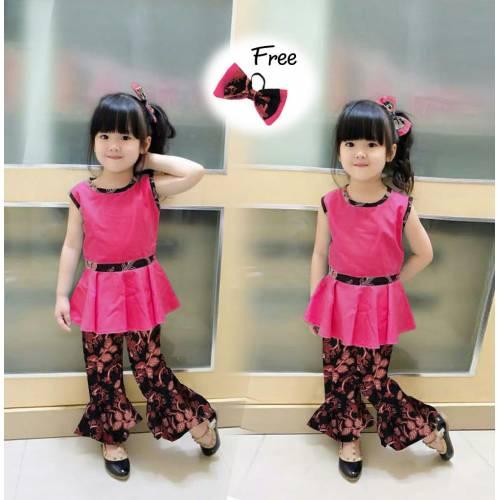 Set kid Alunda batik