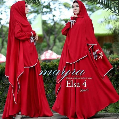 ELSA NEW 4 RED