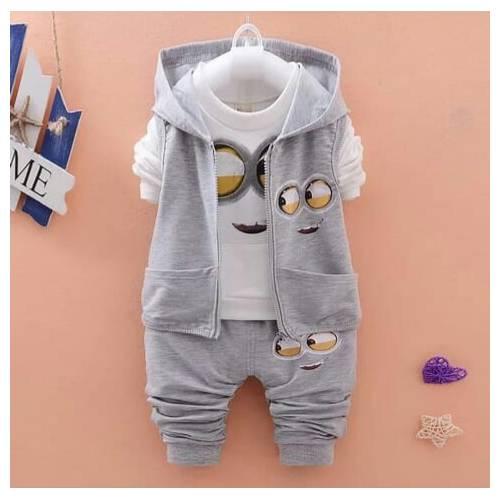 St minion grey