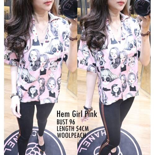 Hem Girl Pink