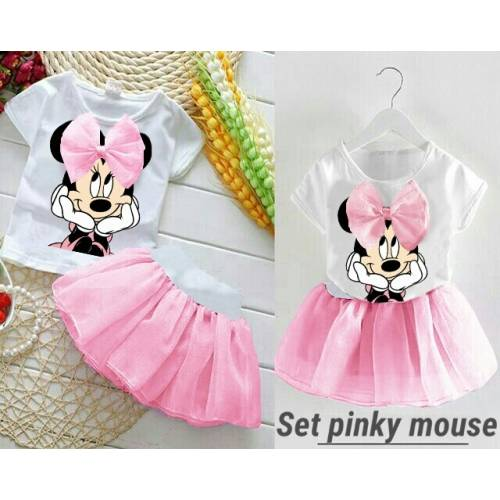 St pinky mouse