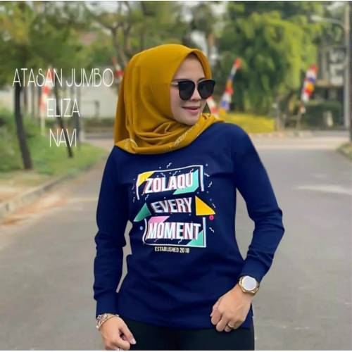 Sweater ELISA Navy