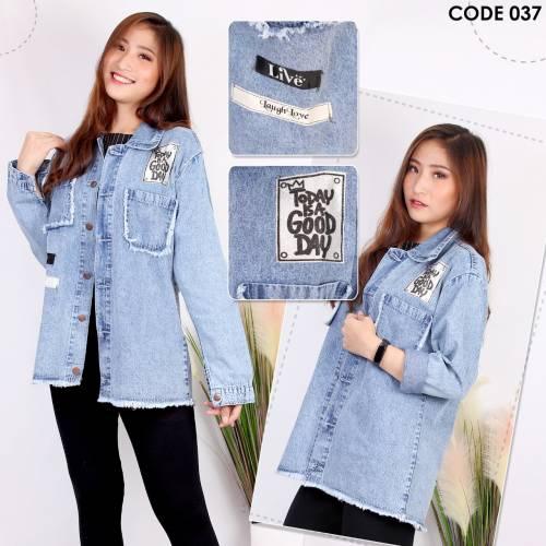 Jaket Jeans Goodday #037