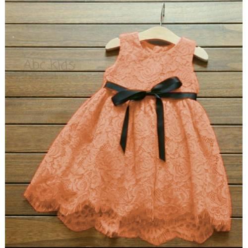 dress liesel PEACH kids
