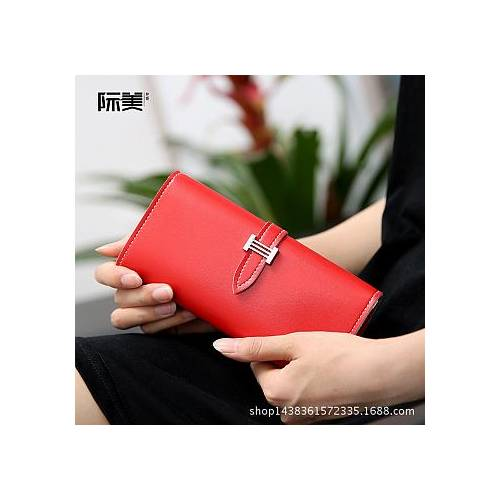 Dompet Tiffany Import Multifungsi Red