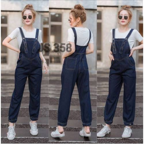 2in1 JUMSUIT  JEANS 358