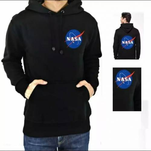 Sweater Nasa black