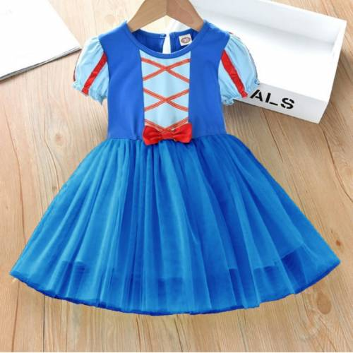 dress SNOWY kids BLUE
