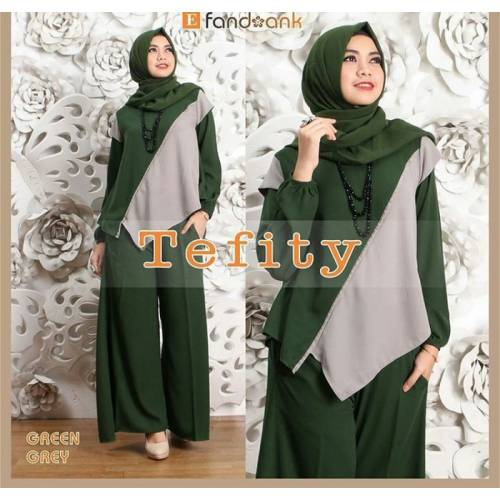 Tefity set 3in1 Green
