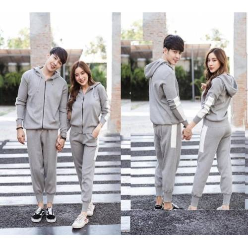 St Basic Couple Grey