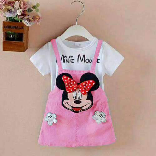 JS MINIE MOUSE HAND PINK