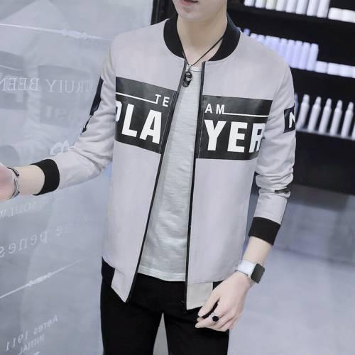 Jaket Flayer grey