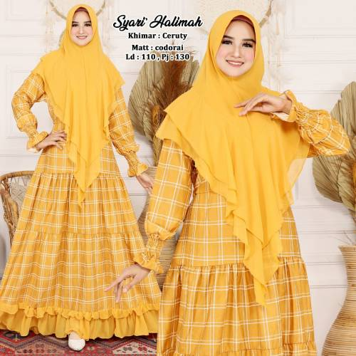 Syari Halimah Mustard
