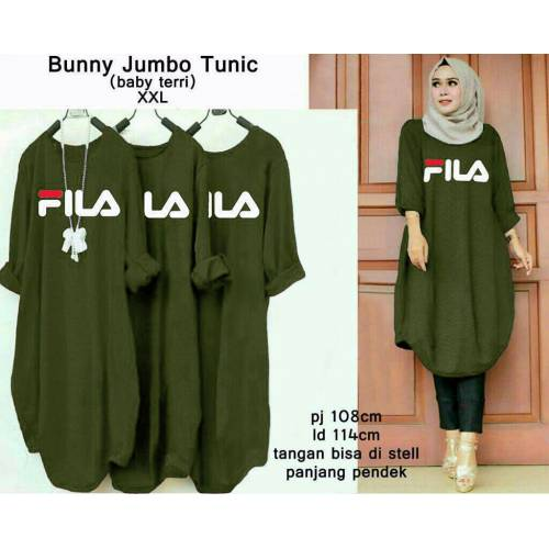 TUNIK FILA ARMY