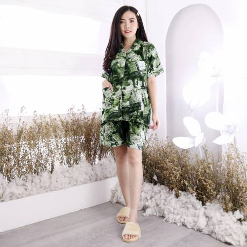 Piyama Viola xl HP Green