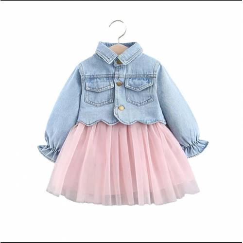 Kids Amora 3IN1 pink
