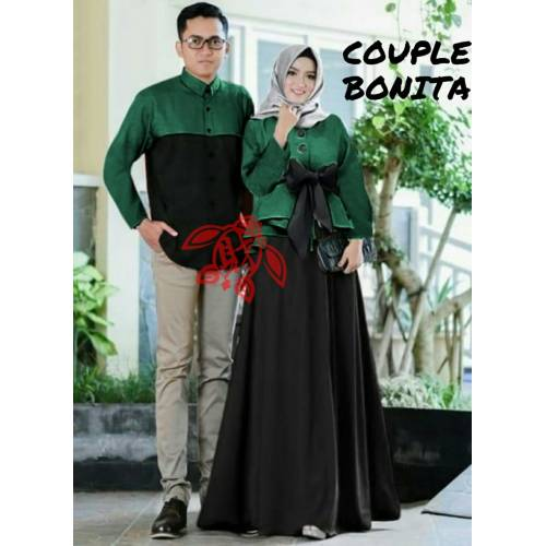 Couple bonita green