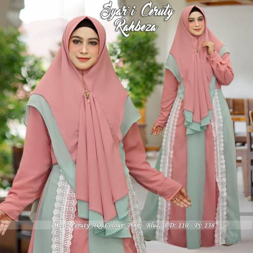 Syari Rahbeza Pink