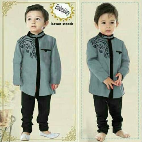 pasha kid grey