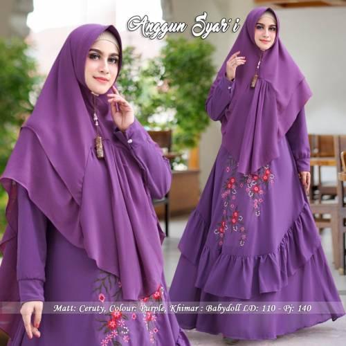 Syari Anggun Purple