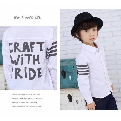 craft kid white