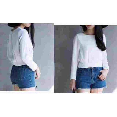 Blouse Zea Broken white