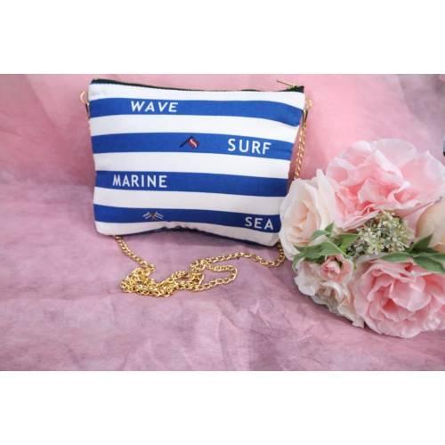 Marine Bag Blue