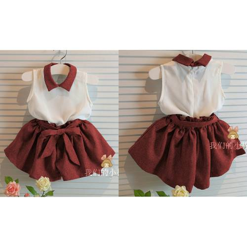 st kiddy maroon