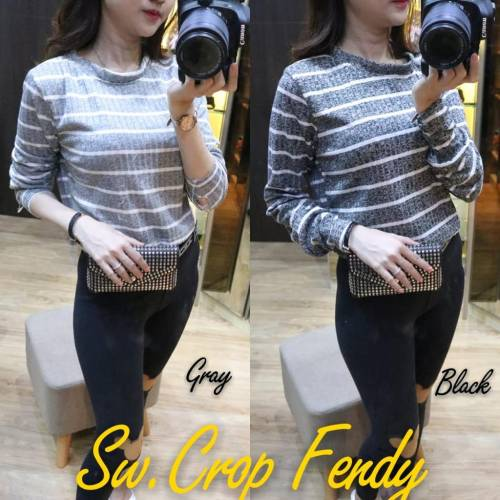 Sw Crop Fendy BG