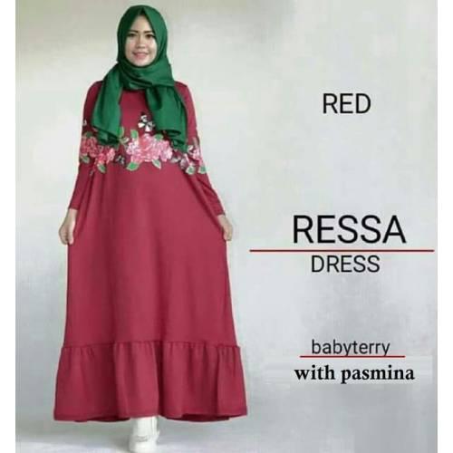 Ressa hijab