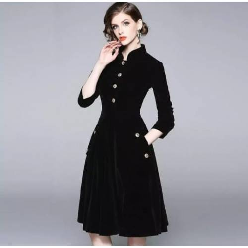Dress CBA 565 black