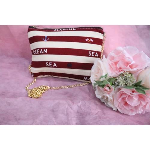 Marine Bag Red
