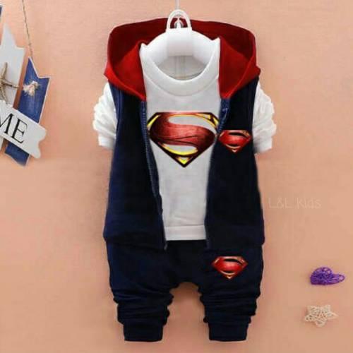 St Superman kids