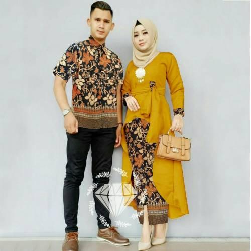 Cp. Harum Batik Yellow