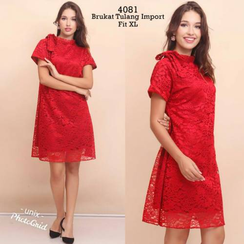4081 UX Only Red