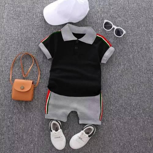 set young baju hitam