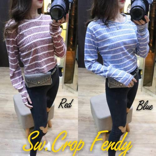 Sw Crop Fendy BR