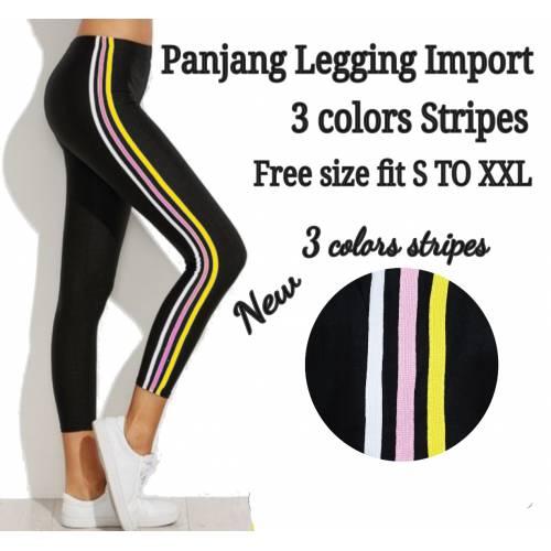 Legging import 3 color
