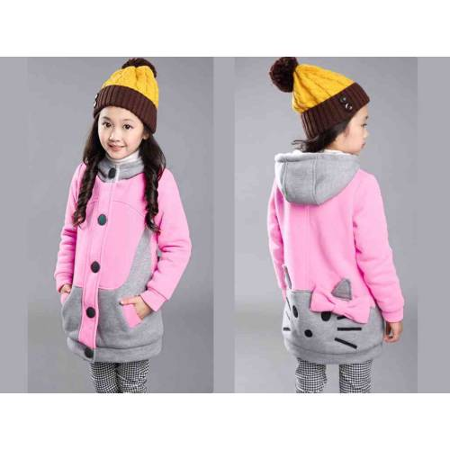 Kid Hello Kitty Pink combi Abu