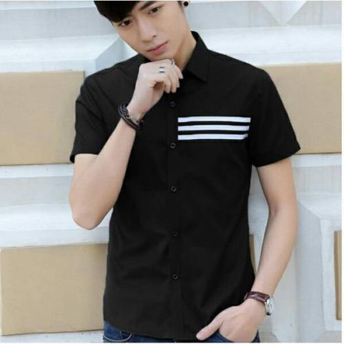 Donny Black Ukuran M