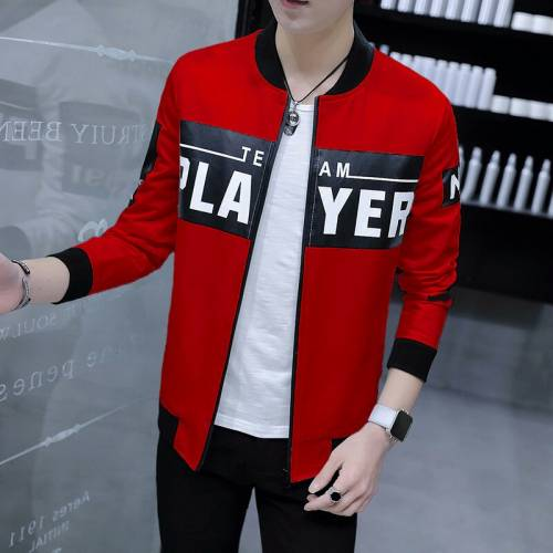 Jaket Flayer red