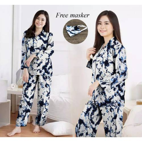 SET PIYAMA MOTIF NV