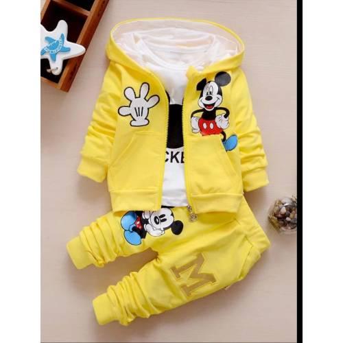 St.kids M yellow